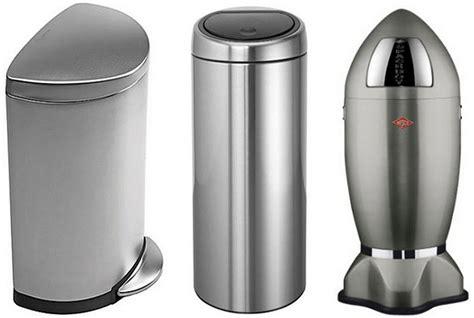 stainless steel kitchen trash cans whereibuyitcom