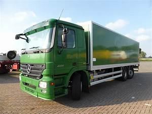 Camion Occasion Mercedes : camion mercedes benz type 2536 l d 39 occasion soredine camions et v hicules industriels ~ Gottalentnigeria.com Avis de Voitures