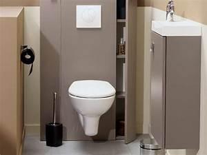 Meuble WC Suspendu 10 Messages