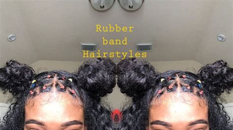 Rubber Band Hairstyles For by Rubber Band Hairstyles Hairstyles Hair Styles
