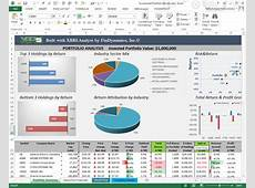 Excel Examples & Templates FinDynamics