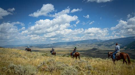 riding horseback ranch horses ride jackson hole yellowstone trail western things activities grand vacations tetons wy wort hotel tours guided
