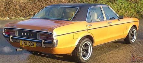 Ford Granada For Sale by 1977 Mk1 Ford Granada Ghia Gold