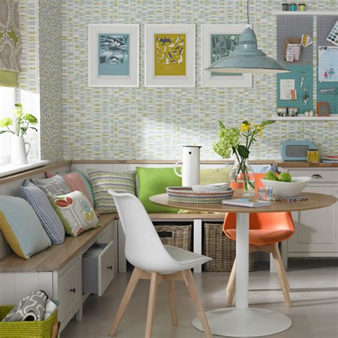 Family Kitchen Ideas - kitchen diners that are rocking a bench seat ideal home