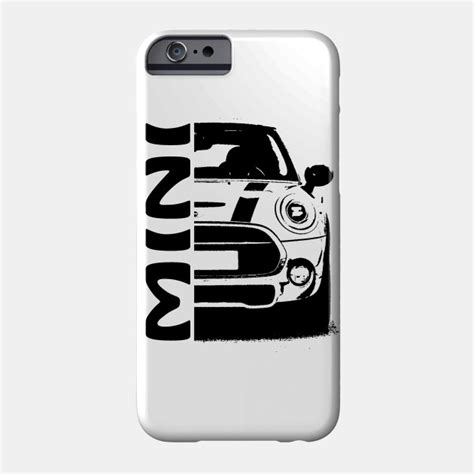 mini cooper iphone holder mini mini cooper mini mini cooper phone teepublic