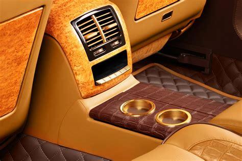 interior mercedes benz  guard  topcar