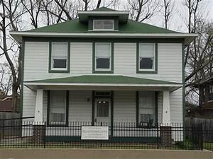 Boyhood home of Bill Clinton