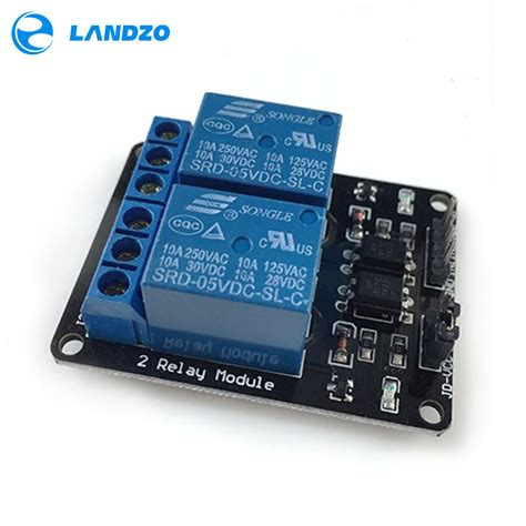 Channel Relay Module Expansion Board Low Level
