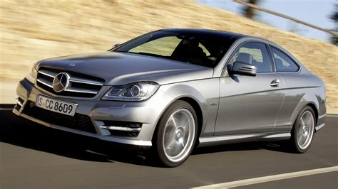 Mercedes C Class Coupe Hd Picture by 2011 Mercedes C Class Coupe Amg Styling Wallpapers