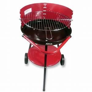 Barbecue De Jardin : barbecue de jardin roulettes tendance plus ~ Premium-room.com Idées de Décoration