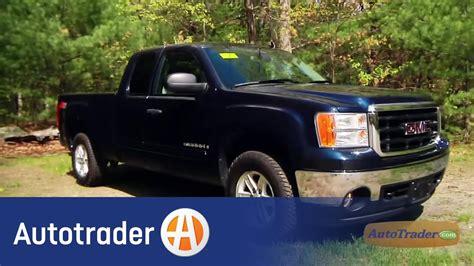 gmc sierra  truck  car review