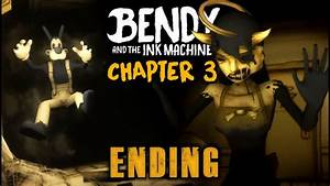 Batim  Chapter 3  U201cglitched U201d Ending Gameplay Walkthrough