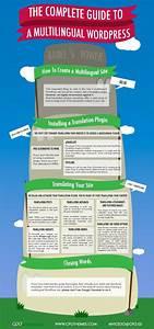The Complete Guide To A Multilingual Wordpress  Infografia