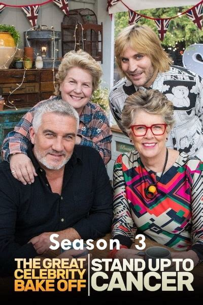 Couchtuner - Watch Now The Great Celebrity Bake Off for ...