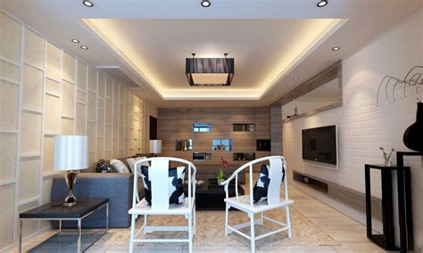 Ceiling In Room by Best Ceiling Design Living Room 3d House