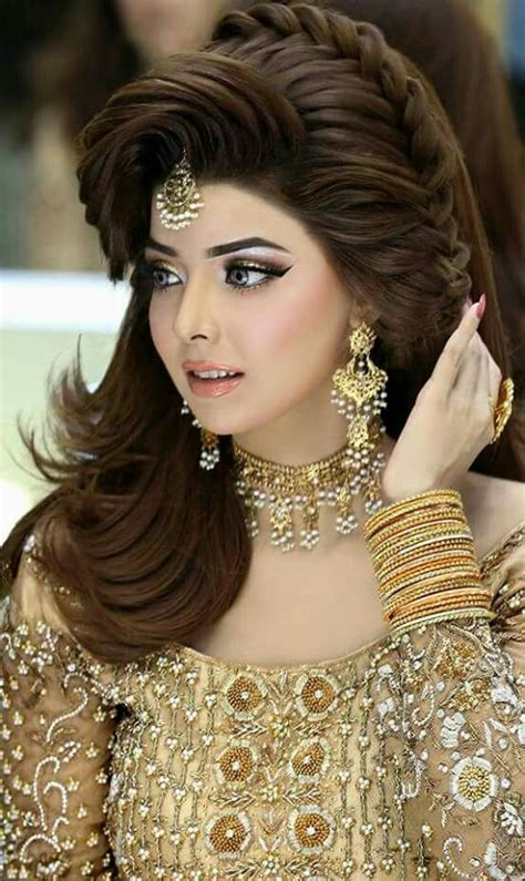 pakistani bridal asian fasion   bridal makeup