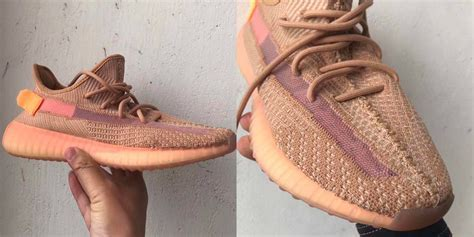 "adidas YEEZY BOOST 350 V2 ""Clay"" First Look   HYPEBEAST"