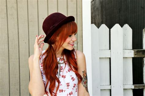 tips  keeping red hair bright  beautiful mess