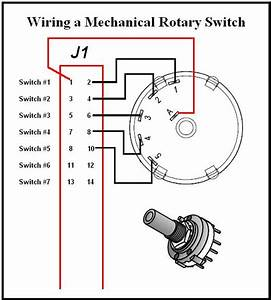 Diagrams Wiring   3 Position Rotary Switch Diagram