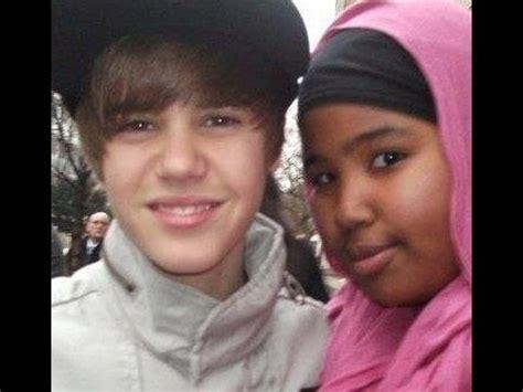 justin bieber scandal fans converting  islam