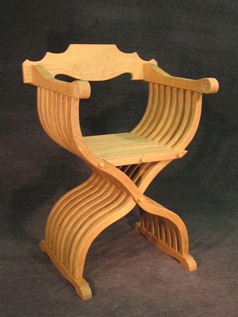 woodworking plans medieval chair plans blueprints