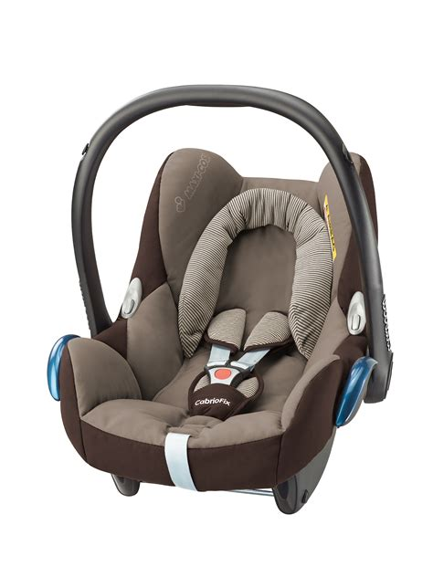 maxi cosi 2017 maxi cosi infant carrier cabriofix 2017 earth brown buy at kidsroom car seats