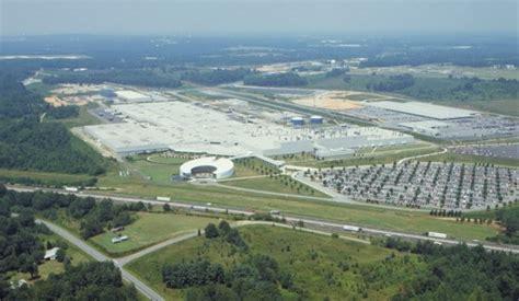 Bmw Spartanburg Facility