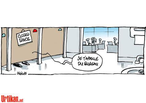 organisation des bureaux caricatures du bureau en openspace cartons pleins