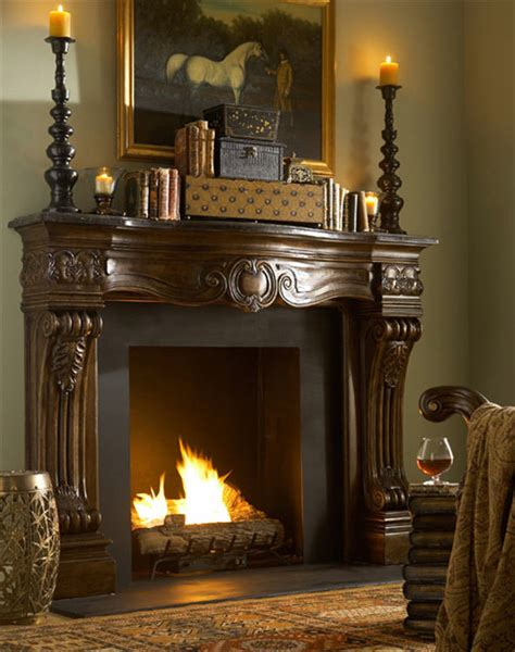woodard fireplace surround