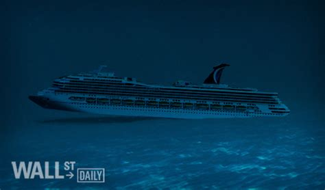 Cruise Your Way to Profit on This Sinking Ship -- Trefis