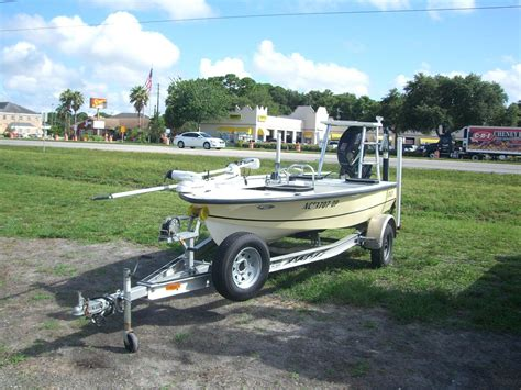 Used Flats Boats For Sale In Fl 2010 used bay 15 flats fishing boat for sale