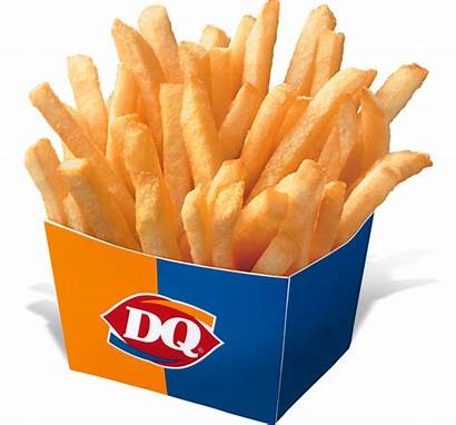 Fries Dairy Menu Queen Dq French Fry