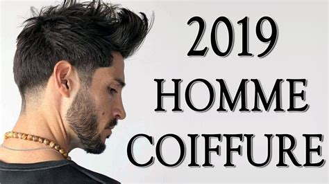 coupe de cheveux homme coupe de cheveux homme 2019 coiffure homme 2019