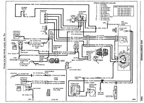 1977 Pontiac Wiring Diagram by Wiring Diagram And A C Blower How Tos