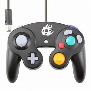 Nintendo GameCube Controller - Super Smash Bros Edition ...