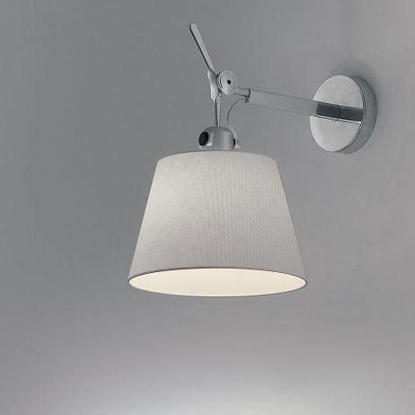 Tolomeo Applique by Applique Orientable Halog 232 Ne Gris 216 18cm Tolomeo Applique