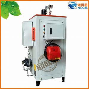 Gas Fired Industrial Steam Generator For Steam ...