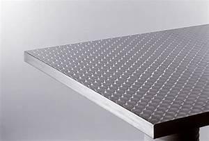 Plateau De Table : plateau de table inox retourn ~ Teatrodelosmanantiales.com Idées de Décoration