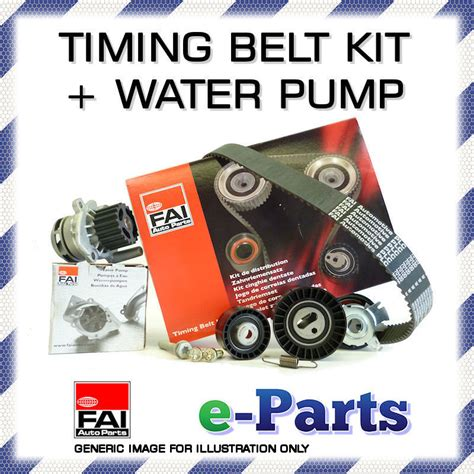 Vauxhall Timing Belt by Vauxhall Insignia A20dth Engine Timing Belt Water