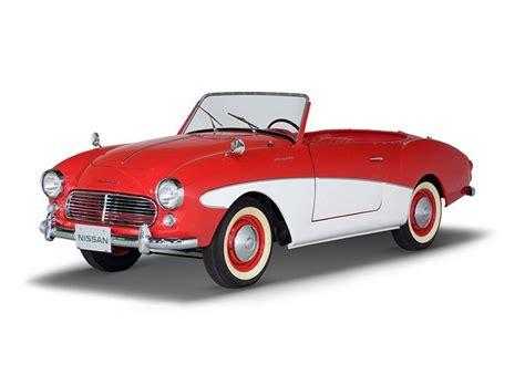 Datsun Models By Year by 1961 Datsun Fairlady 1200 Roadster A Model