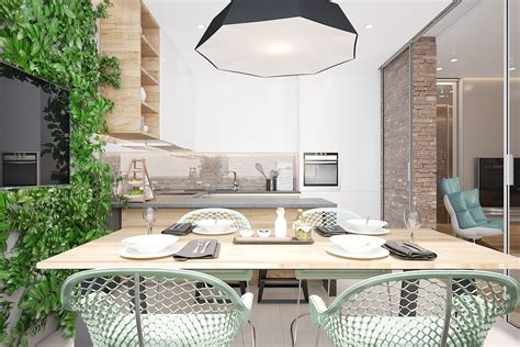 3 Stunning Homes With Exposed Brick Accent Walls by 3 Stunning Homes With Exposed Brick Accent Walls Wall