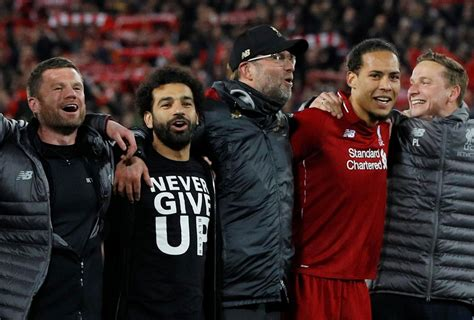 Liverpool vs Barcelona in pictures: Messi, Salah and the ...