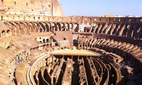 ingresso colosseo e fori imperiali visita guidata ai fori imperiali sotterranei di roma