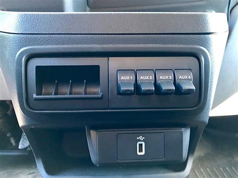 ford transit upfitter switches moreys  transit