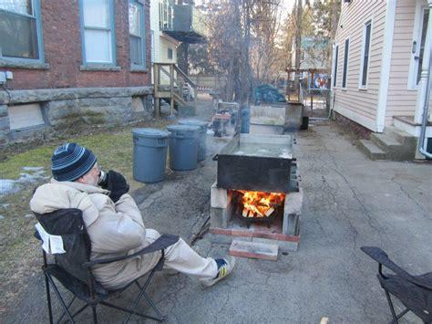good description pictures  building  fire box