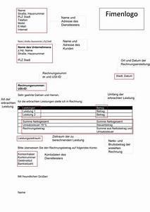 Rechnung Brutto Netto : baurechnung muster rechnungsvorlage mit mehrwertsteuer rechnungsvorlag rechnung mit ~ Themetempest.com Abrechnung
