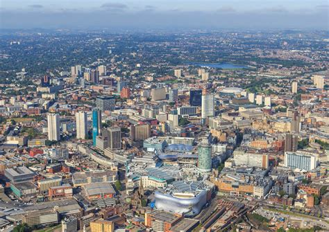 Our Birmingham City Centre Neighbourhoods   FleetMilne