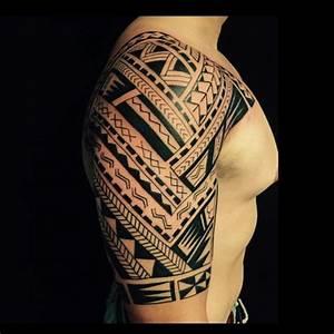 Maorie Tattoo Oberarm : 150 most amazing maori tattoos meanings history april 2018 ~ Frokenaadalensverden.com Haus und Dekorationen