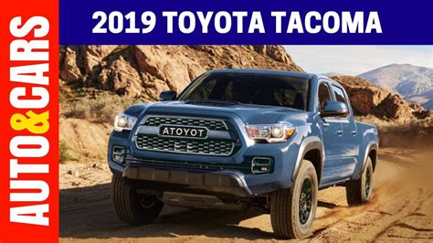 2019 Toyota Tacoma Release Date,changes And Redesign