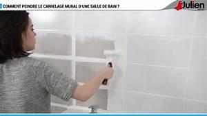 Peindre Faience Cuisine : peindre un carrelage mural fac comment le de salle bain ou cuisine ~ Melissatoandfro.com Idées de Décoration